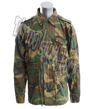 Molecule Mens Camo Combat Jacket: click to enlarge