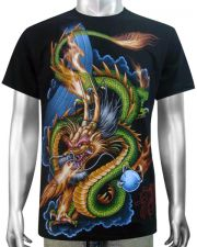 Japanese Tattoo Dragon T-shirt
