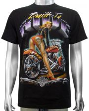 Chopper Sexy Girl T-shirt