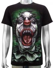 Clown Joker T-shirt