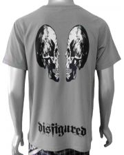 Disfigured 2 Skull Mens T-shirt