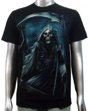 Screaming Grim Reaper T-shirt