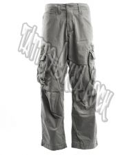 Molecule Mens Grey Combat Trousers