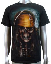 Pirate Jack Sparrow T-shirt
