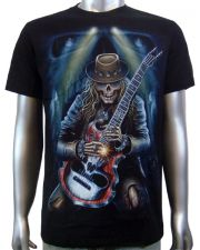 Rock Lead-Guitar Player T-shirt