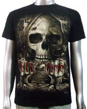 Skull Hell Time T-shirt